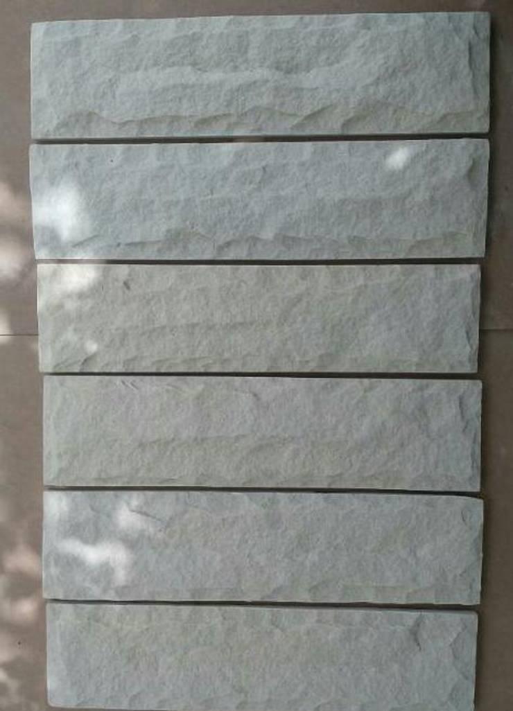 Stone Wall Cladding:  Walls & flooring by Vaid Exports India Pvt Ltd