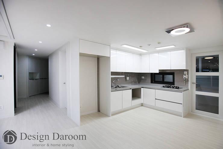 廚房 by Design Daroom 디자인다룸