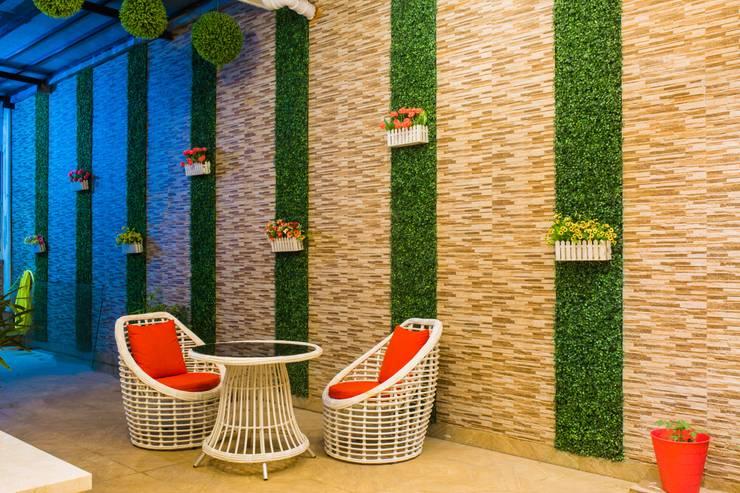 Goel's, Aanandam World City, Raipur:  Houses by ES Designs