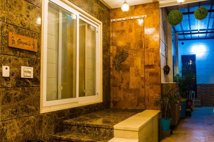 Goel's, Aanandam World City, Raipur:  Doors by ES Designs