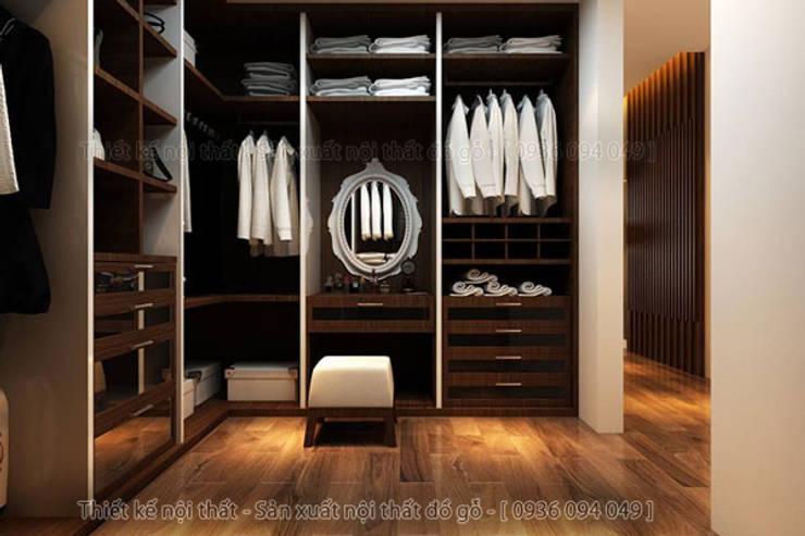 Thiết Kế:  Kitchen by PHÒNG THAY ĐỒ VN