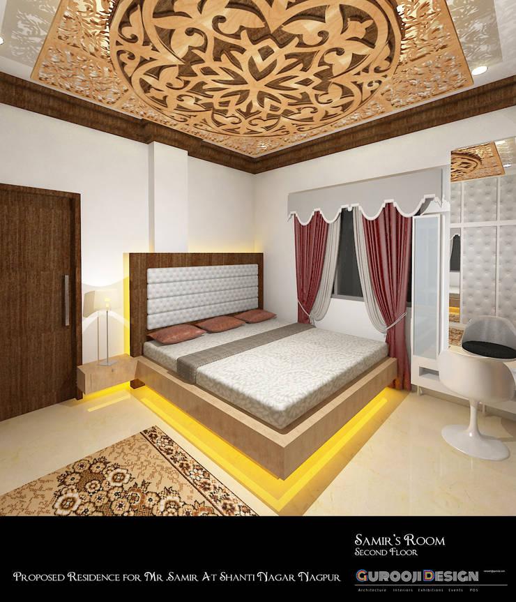 Bedroom by Rapchik Designs