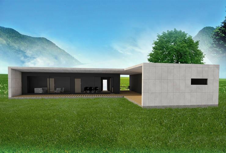 Luxus Modulhaus Schweiz Von Casaplaner Modulhaus Schweiz Homify
