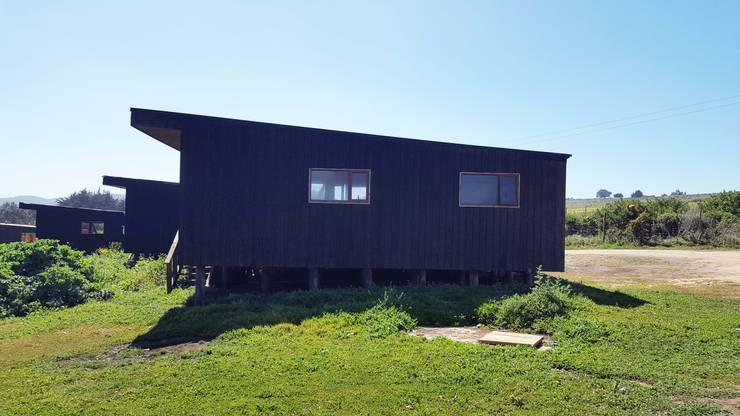 Complejo Turístico el Pangal: Casas de estilo  por Kimche Arquitectos