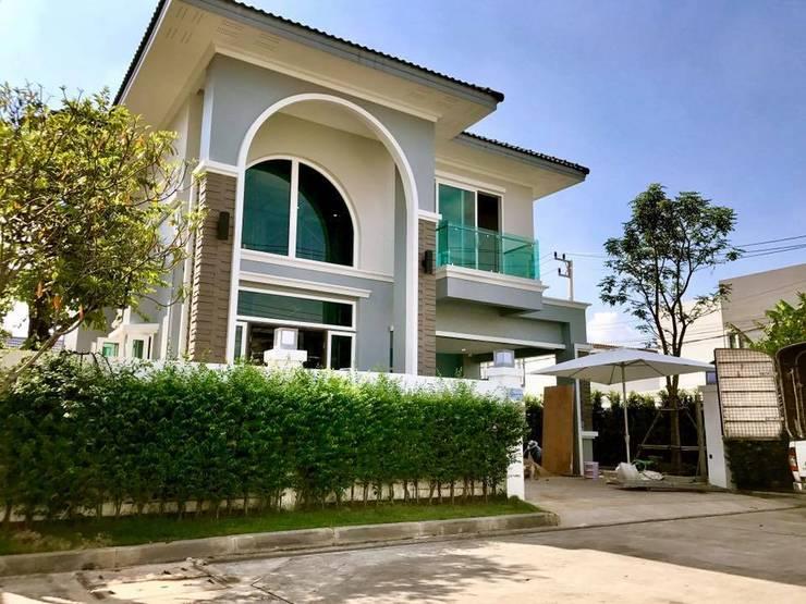 Home Renovation - Areeya Donmuang - Songprapa:   by บริษัท ไอ แอม อินทีเรีย อาคิเทค มาสเตอร์ จำกัด (สำนักงานใหญ่)