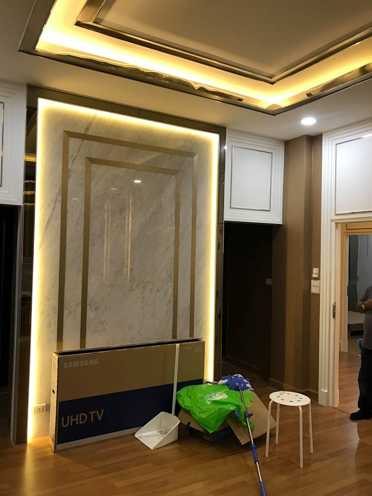Home Renovation – Areeya Donmuang – Songprapa:   by บริษัท ไอ แอม อินทีเรีย อาคิเทค มาสเตอร์ จำกัด (สำนักงานใหญ่)