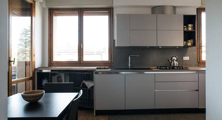 Marani 5.1: Cucina in stile  di Arkinprogress