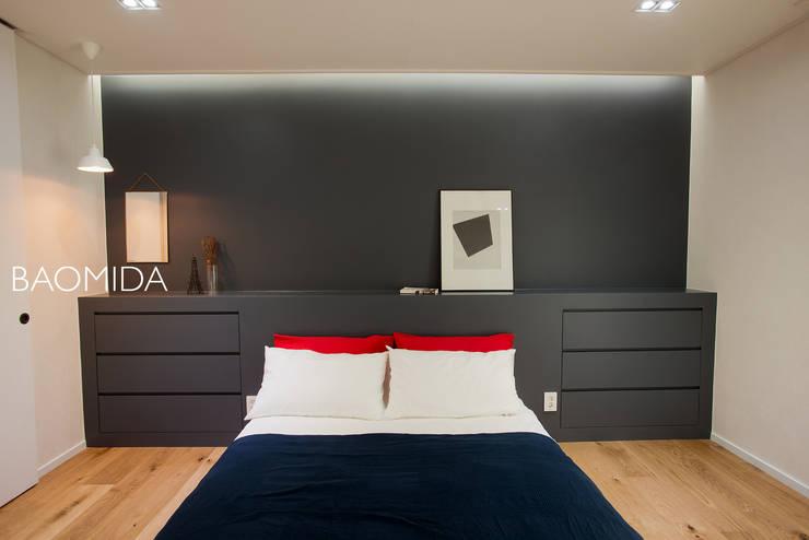 غرفة نوم تنفيذ (주)바오미다