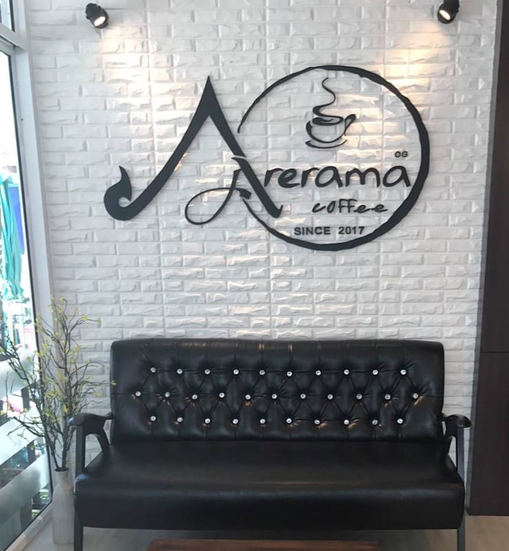 Brick [50x50cm] - ร้านกาแฟ:   by World Excellent Intertrade