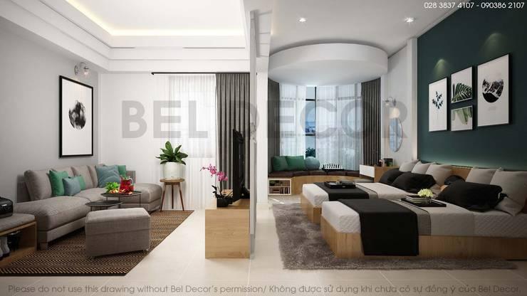 Project: PR1713 Hotel/ Bel Decor:   by Bel Decor
