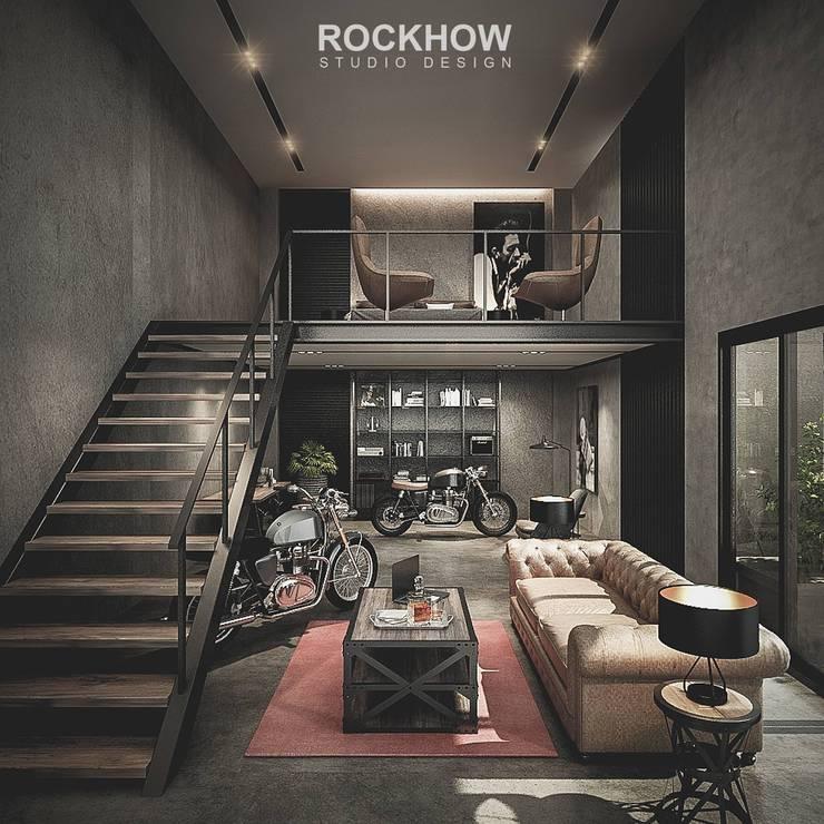 เติมฝันสำหรับคนรัก 2 ล้อ:   by Rockhow Studio Design