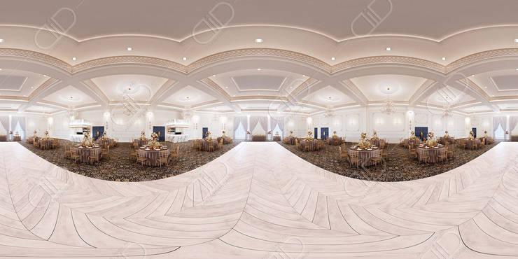 Phòng giải trí theo Design Studio AiD,
