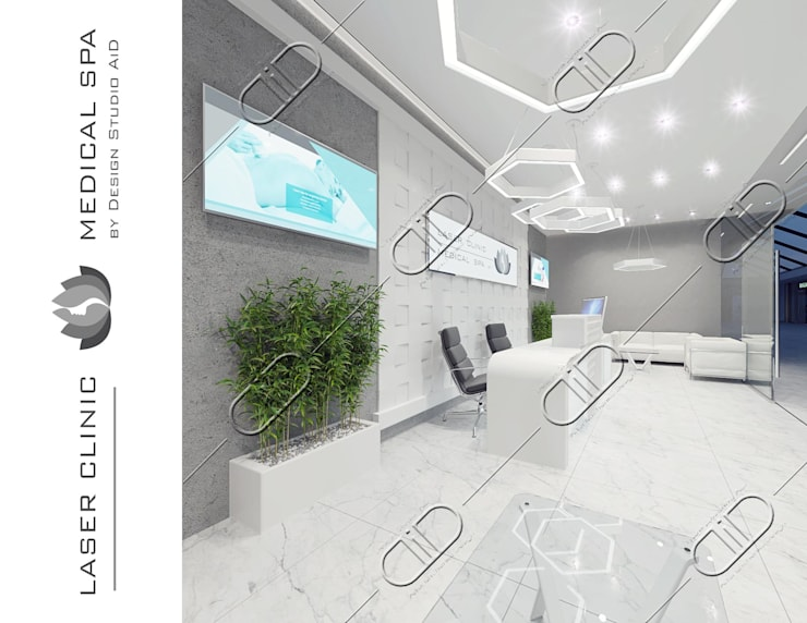 Laser SPA:  Clinics by Design Studio AiD