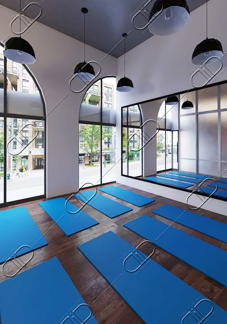Yoga SPA :  Clinics by Design Studio AiD