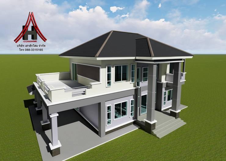 บ้าน2ชั้น[G 012]:   by รับสร้างบ้านหนองบัวลำภู