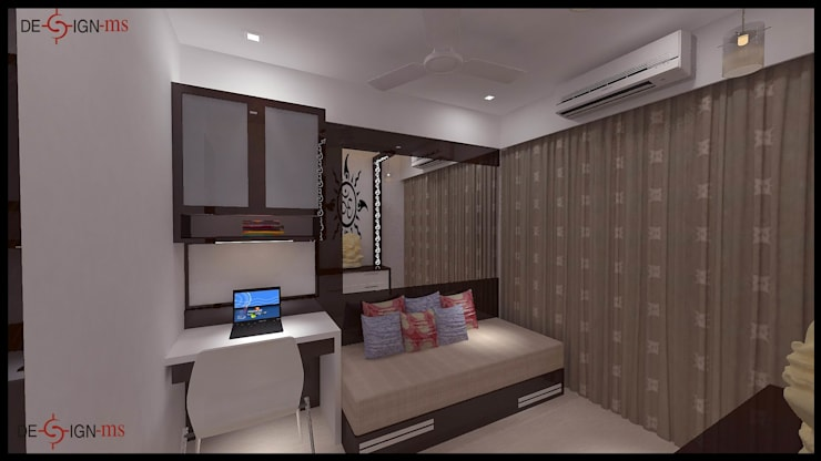Mr. Dangat:  Bedroom by New Space Interior