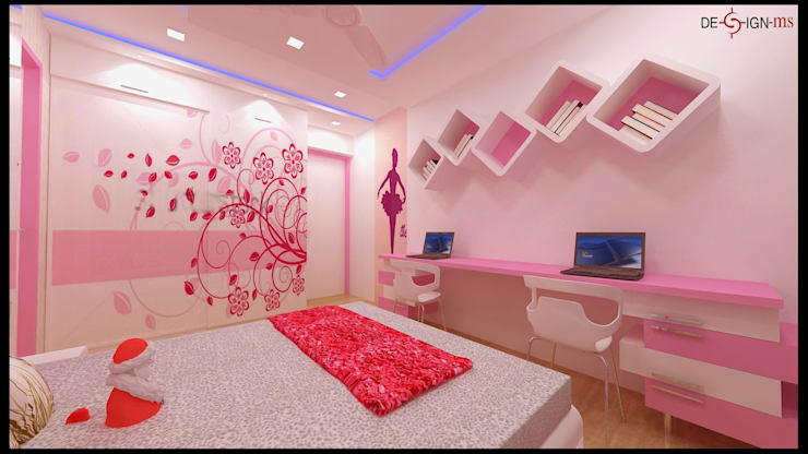 Mr. Rishi Anand:  Bedroom by New Space Interior