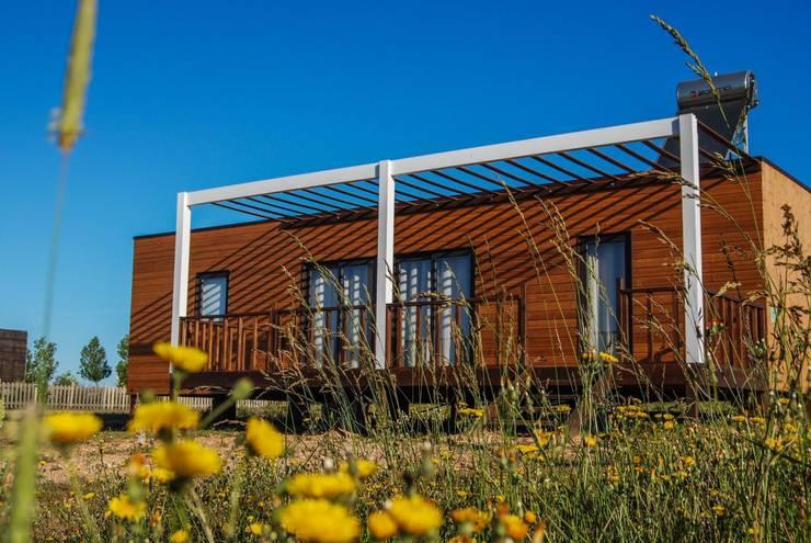 Casa Zmar - : Casas  por JGDS-EPA - CASAS MODULARES