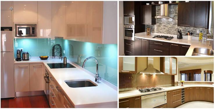 Muebles de cocinas de estilo  por homify