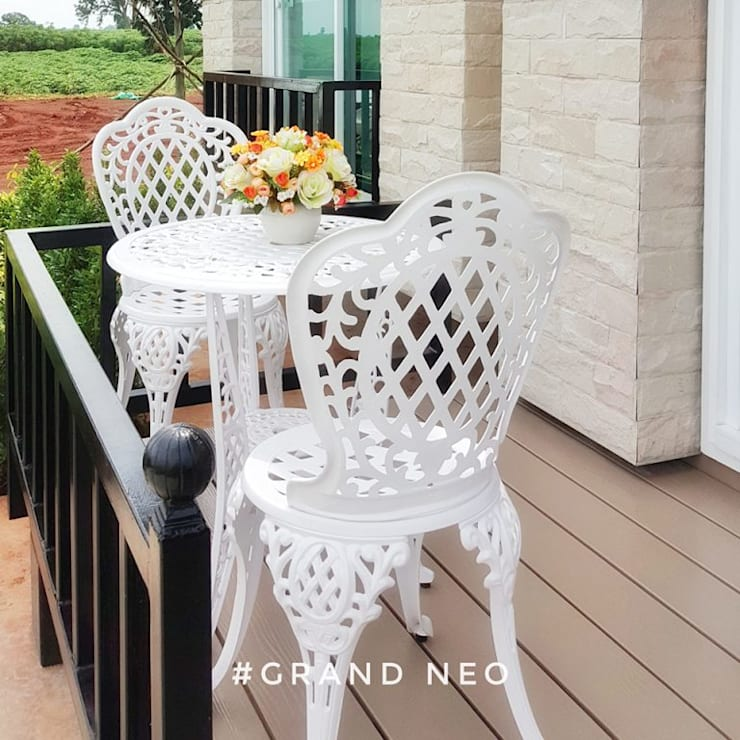 GRAND NEO 50 ตร.ม.:   by Prefab House 95