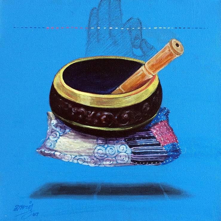 Samwad3/13:  Artwork by Indian Art Ideas