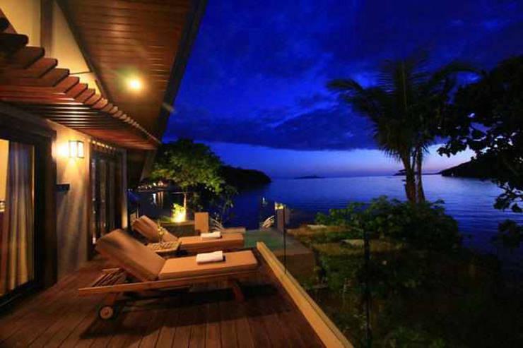 Two Seasons Resort Malaryroy Island:   by GDT Design Studio + Architects