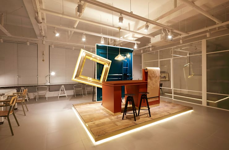Study/office by 원더러스트