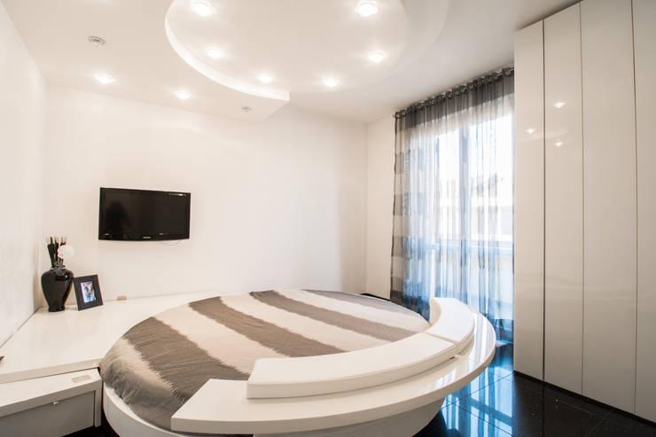 DIANA_Camera matrimoniale Camera da letto in stile classico di ErreBi Home Classico
