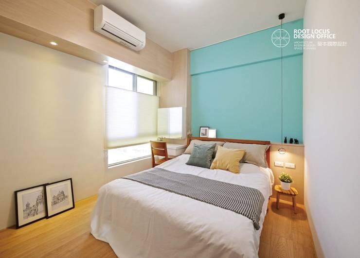 Phòng ngủ by 築本國際設計有限公司