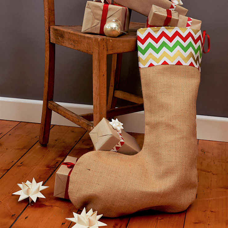 Christmas Stockings:  Nursery/kid's room by Deja Ooh