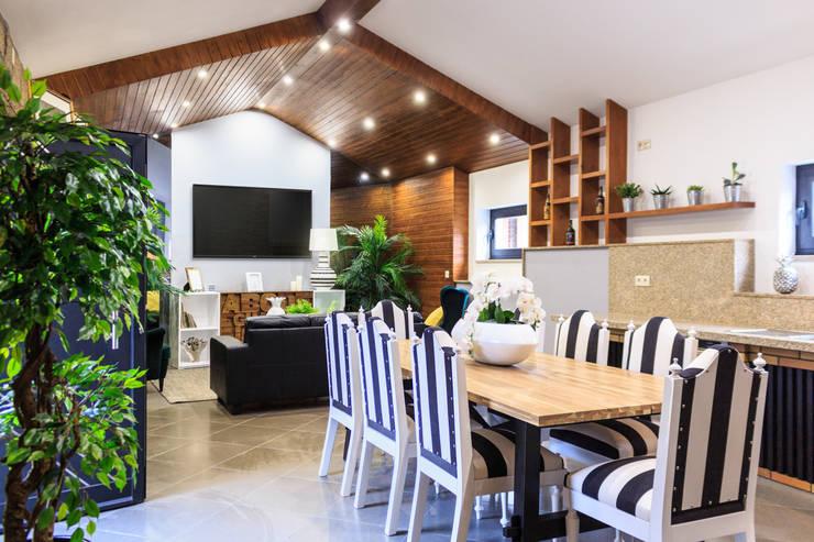Sala: Salas de jantar  por BENEDITO MARTINS