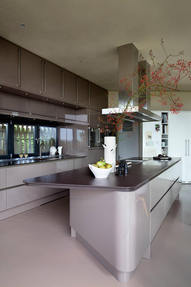 Ontwerp keuken:  Keuken door Yben Interieur en Projectdesign
