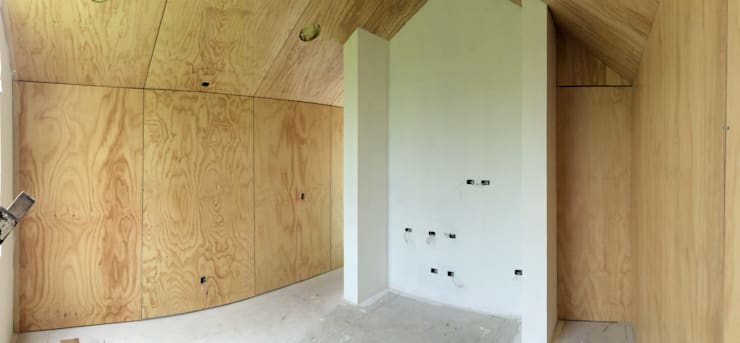 房子 by tresarquitectos