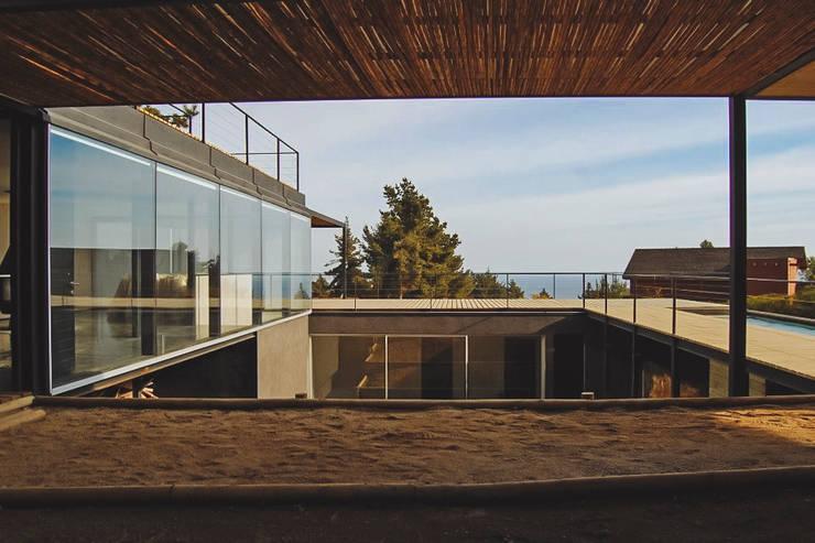 Balcones y terrazas de estilo mediterráneo de 2712 / asociados Mediterráneo