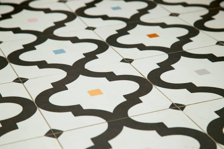 牆壁與地板 by Remake lab