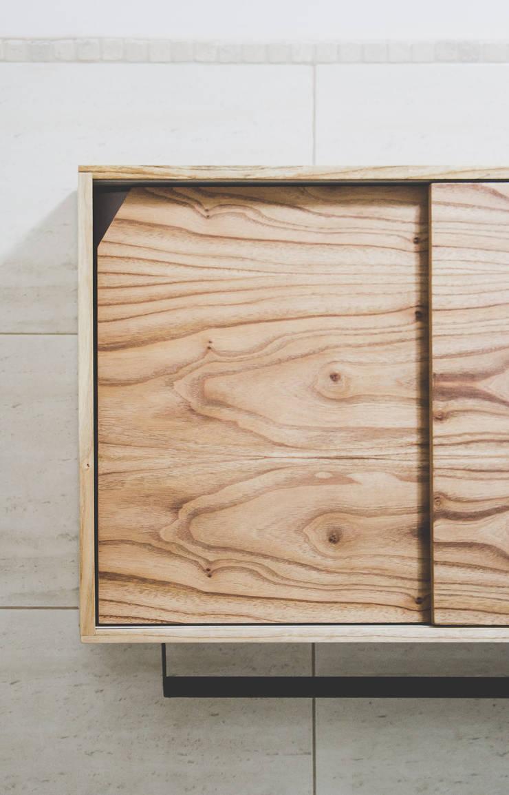 Mueble Baño: Baños de estilo  por Mon Estudio,