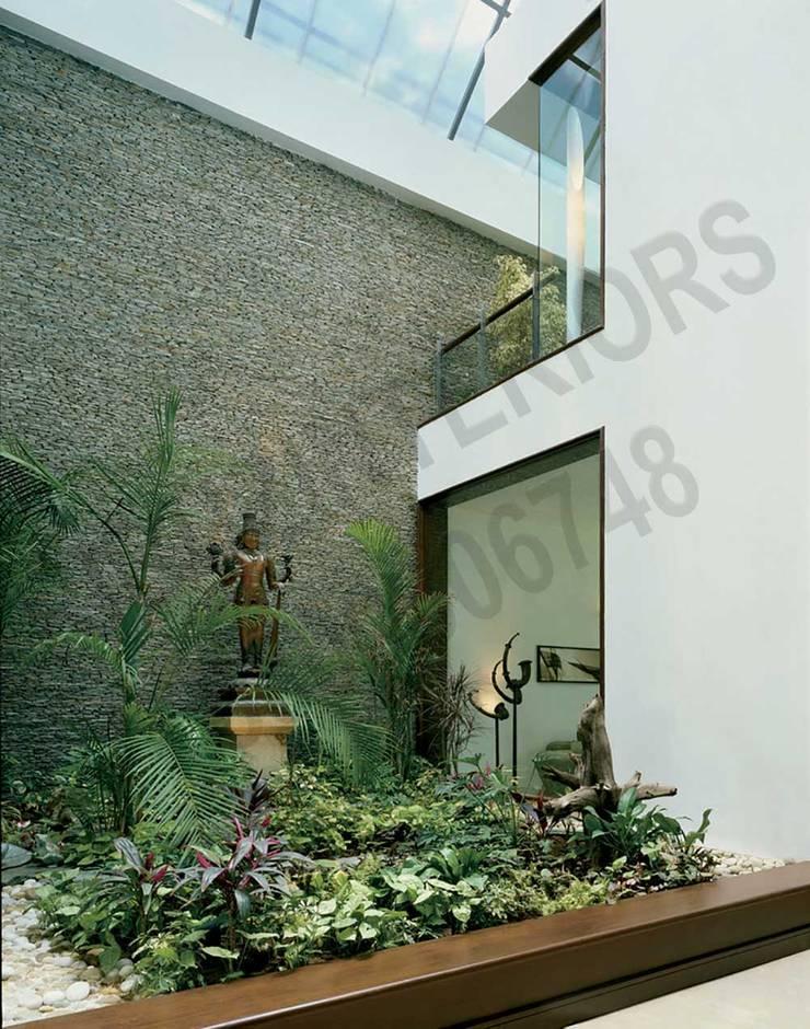 Heritage :  Houses by Tribuz Interiors Pvt. Ltd.