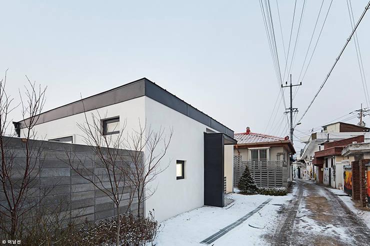منازل تنفيذ 단감 건축사사무소
