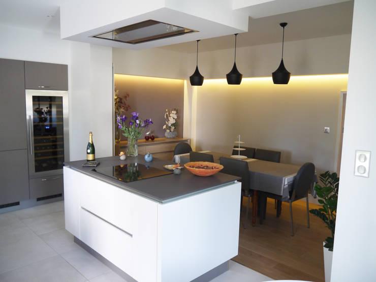 cuisine: Cuisine de style de style Moderne par BRUNO BINI
