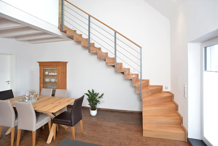 Stairs by homify