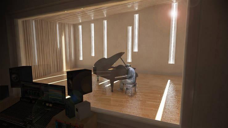 Conservatory by Bustos + Quintero arquitectos