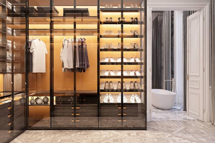 غرفة الملابس تنفيذ Виталий Юров
