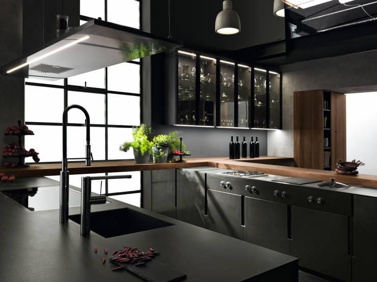 Binova Vogue: Cucina in stile  di BINOVA MILANO