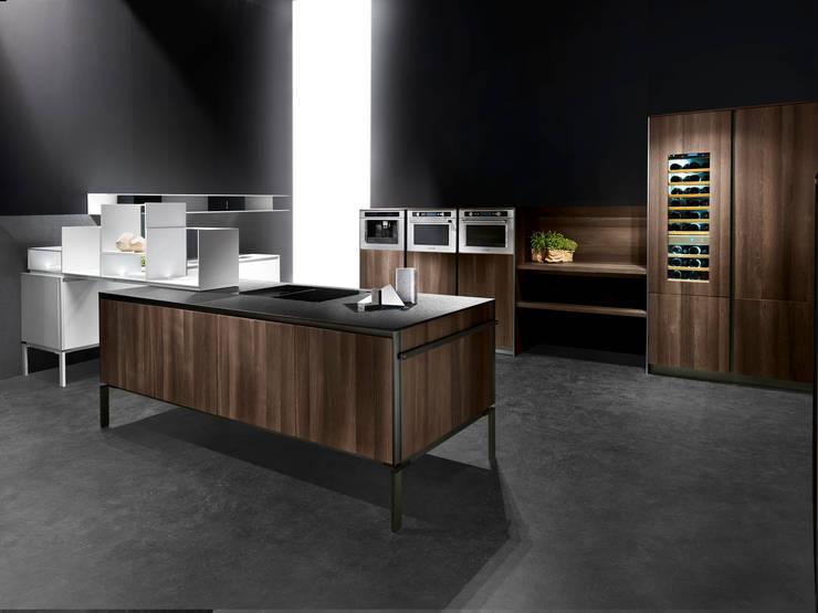 Kitchen تنفيذ BINOVA MILANO