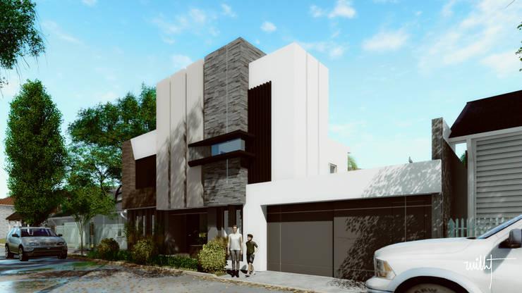 房子 by gciEntorno