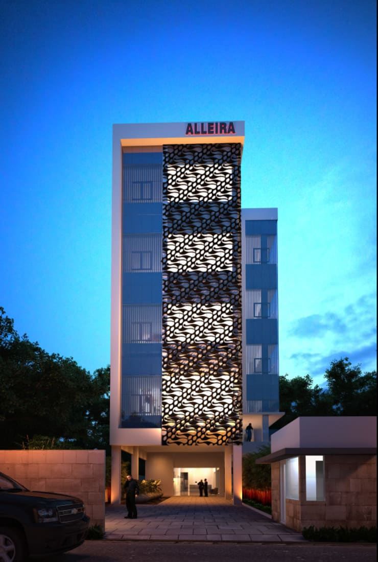 Alleira:  Rumah by sony architect studio