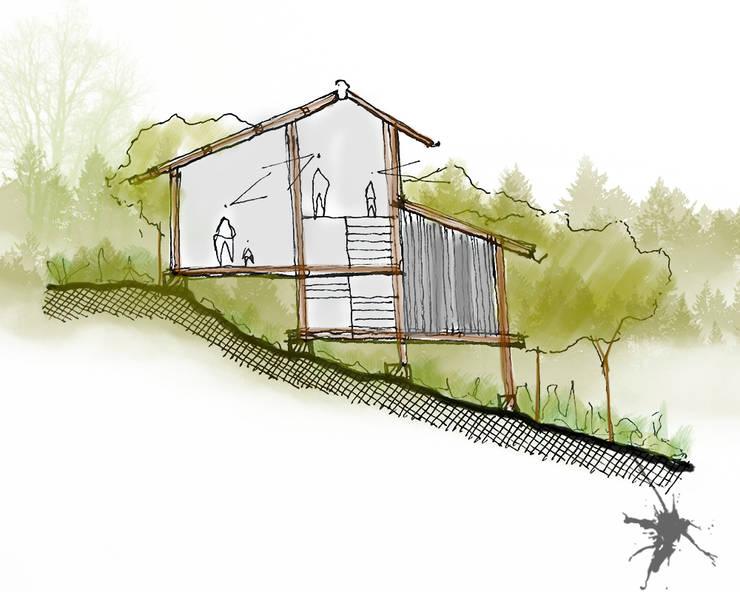 Edición especial de bocetos :  de estilo  por Arquitectura Positiva