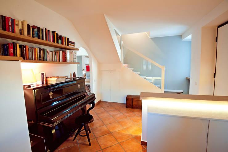 Corridor, hallway by Annalisa Carli ,