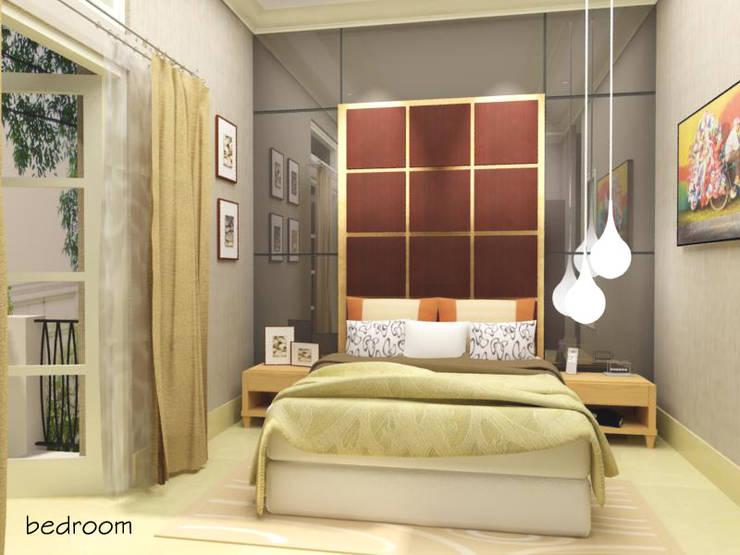 Pantai Mutiara R41:  Kamar Tidur by sony architect studio