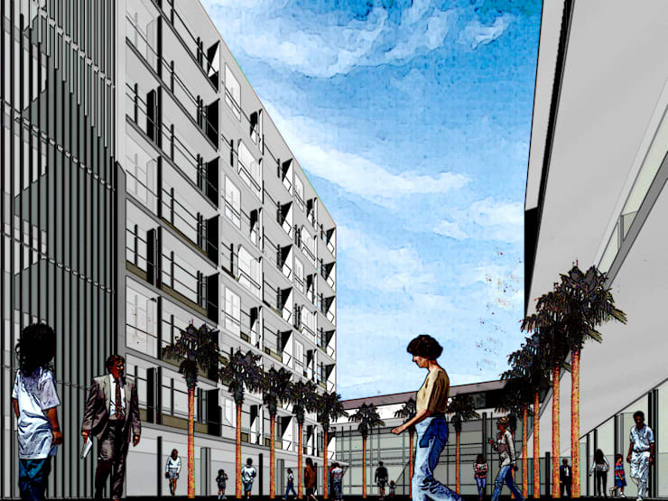 BPK PENABUR PROPOSAL:  Rumah by sony architect studio
